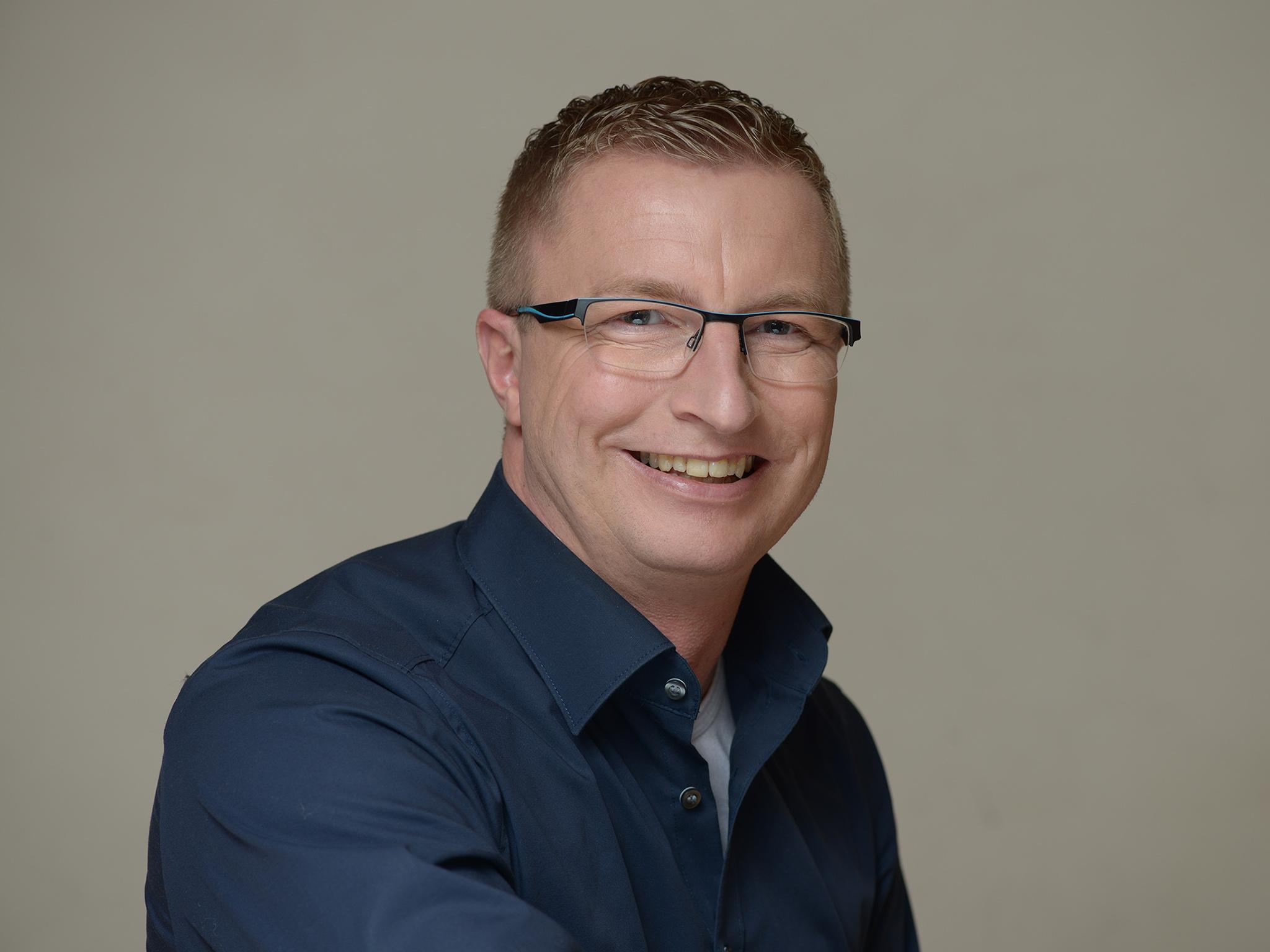 Bezirksratsherr Carsten Witte