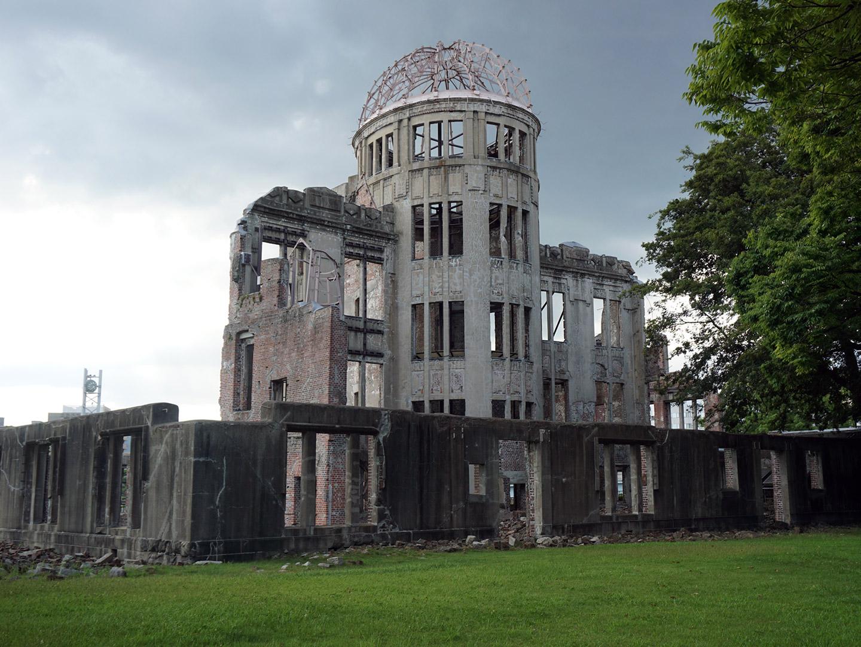 Der Hiroshima Peace Dome
