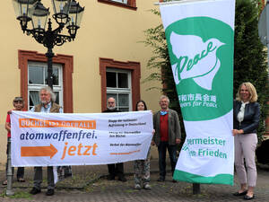 Flaggentag in Bad Kreuznach