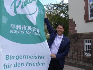 Flaggentag in Denzlingen