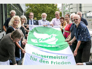 Mayors for Peace Erlangen