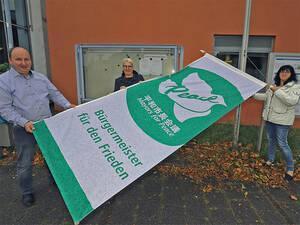 Flaggentag in Kamen