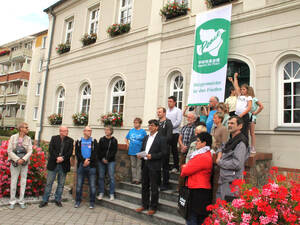 Flaggentag in Seelow