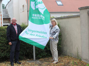 Flaggentag in Werder (Havel)