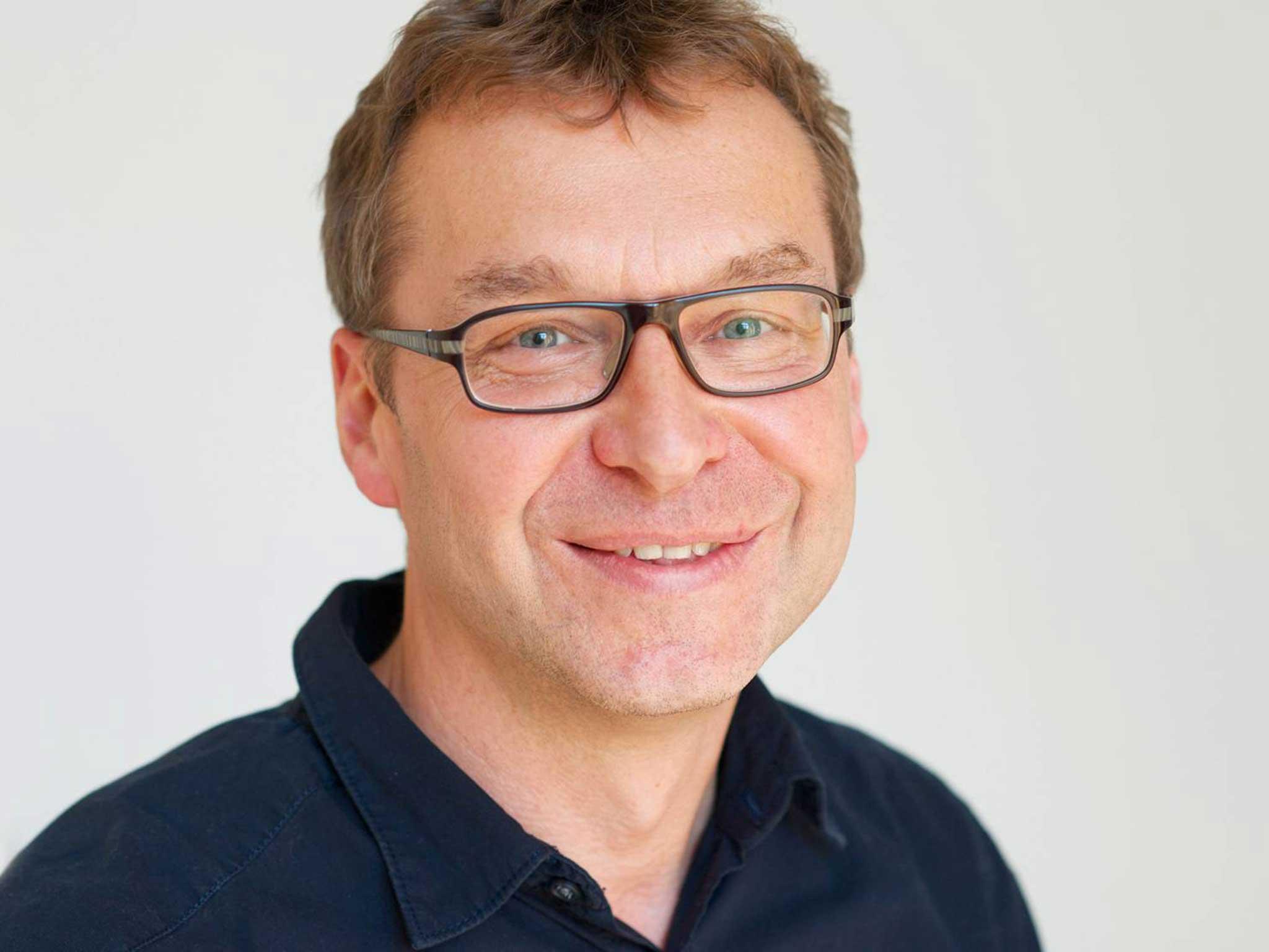 Klaus Geschwinder