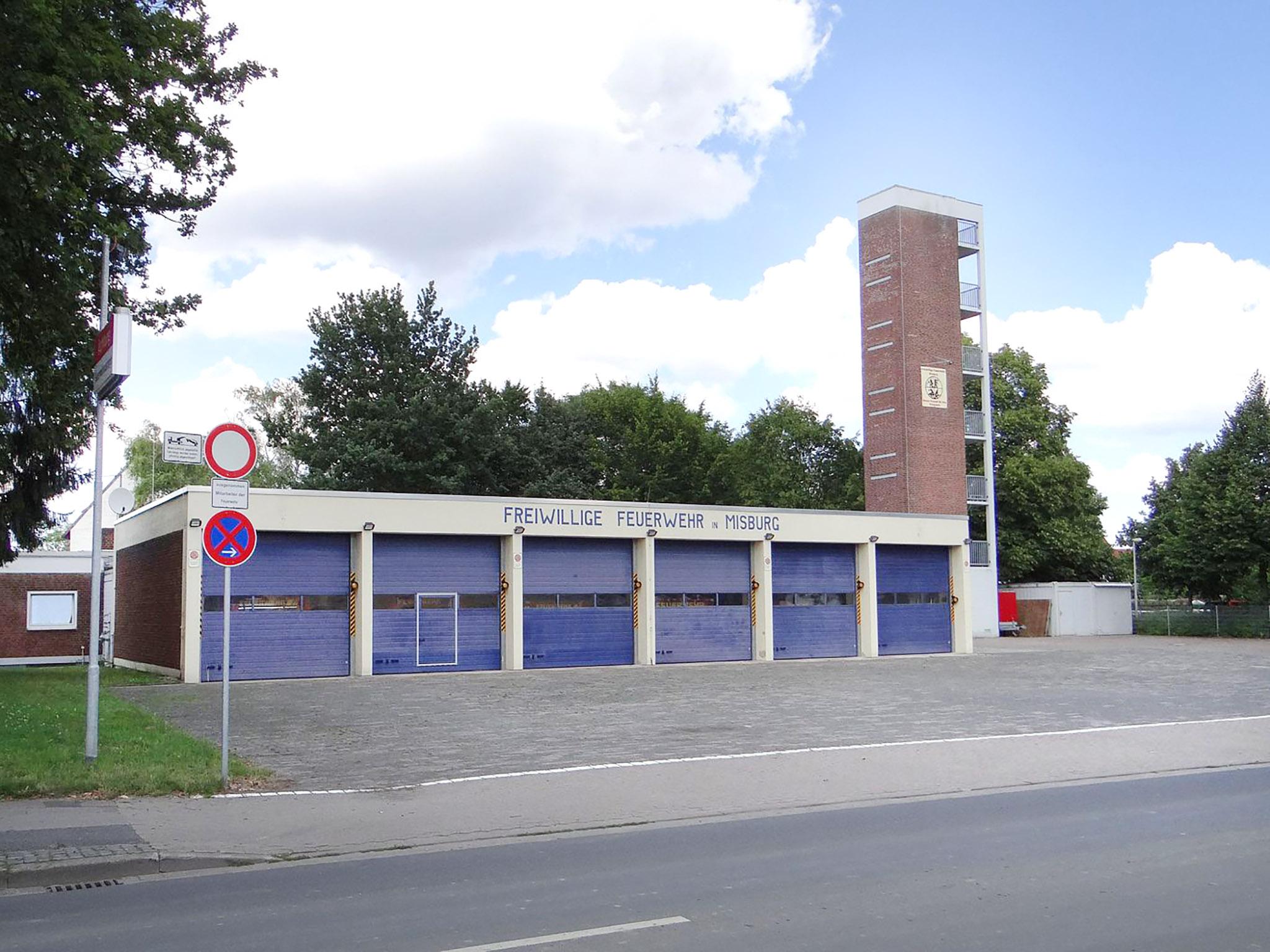 Feuerwehrhaus Misburg