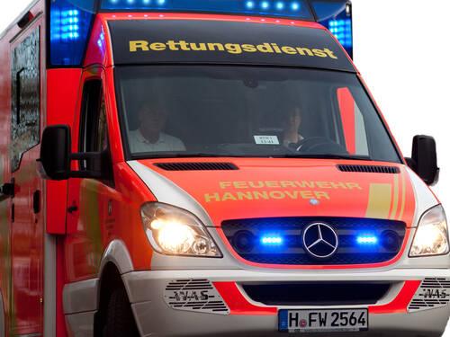 Symbolbild Feuerwehr Hannover, Rettungsdienst