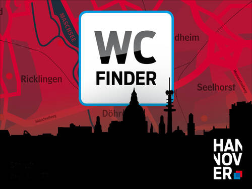WC-Finder Hannover