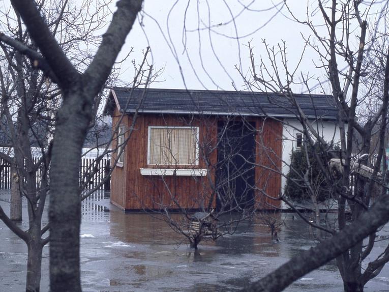 Hochwasserschutz in Hannover