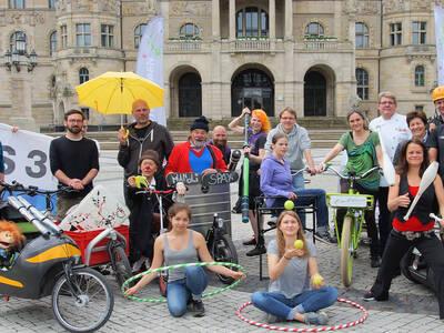 Akteure Von A Bis Z Autofreier Sonntag Klimaschutz Energie