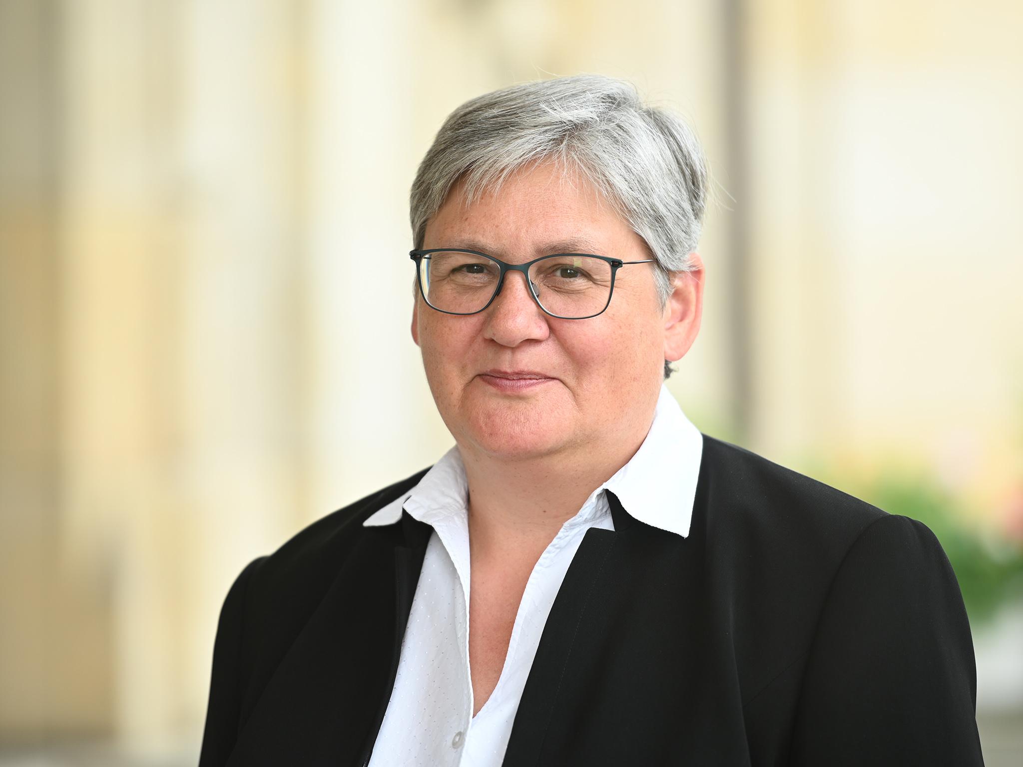 Erste Stadträtin und Wirtschafts- und Umweltdezernentin Sabine Tegtmeyer-Dette