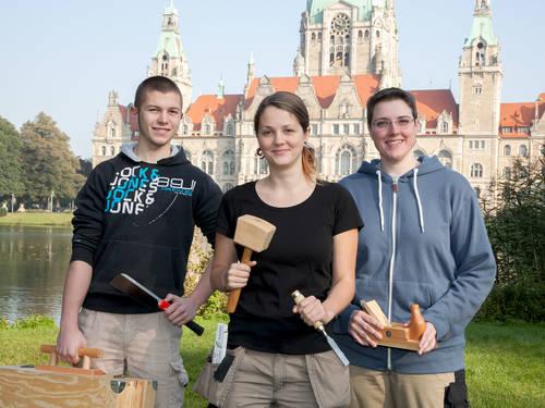 Tischler In Hannover tischler in handwerkliche berufe ausbildungsplätze bei der