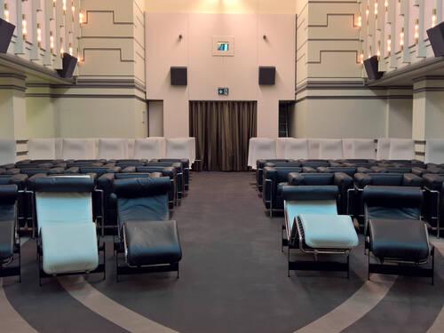 Hochhaus Kino