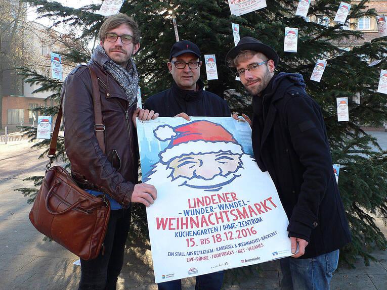 Weihnachtsmarkt Linden 2016 12 2016 Redaktion Hannover De