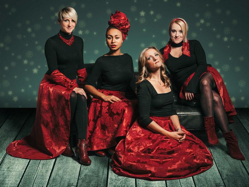 Weihnachtskonzert der A cappella Frauenband medlz | Weihnachten ...