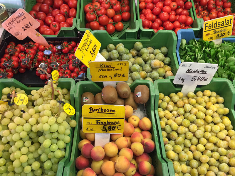 Wochenmarkt Wunstorf Wochenmarkte In Der Region Hannover Markte