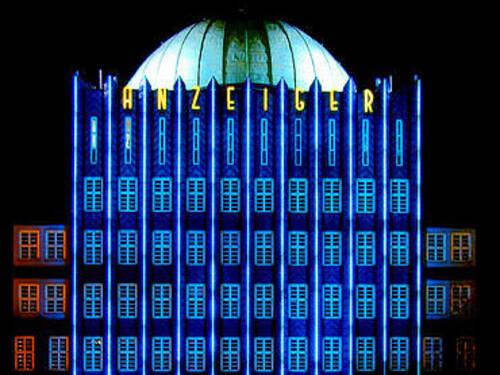 Hochhaus Lichtspiele