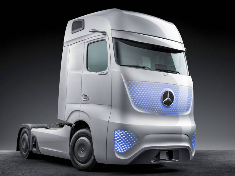 mercedes benz future truck 2025 iaa messen portale. Black Bedroom Furniture Sets. Home Design Ideas