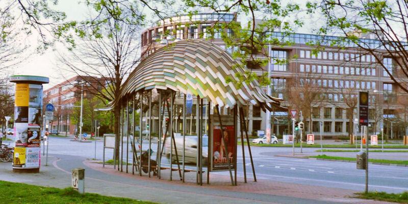 Busstop Braunschweiger Platz