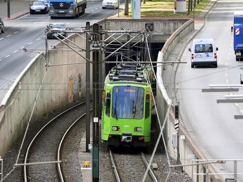 Neu Und Ausbauprojekte Bei Der Stadtbahn Hannover Service 2018