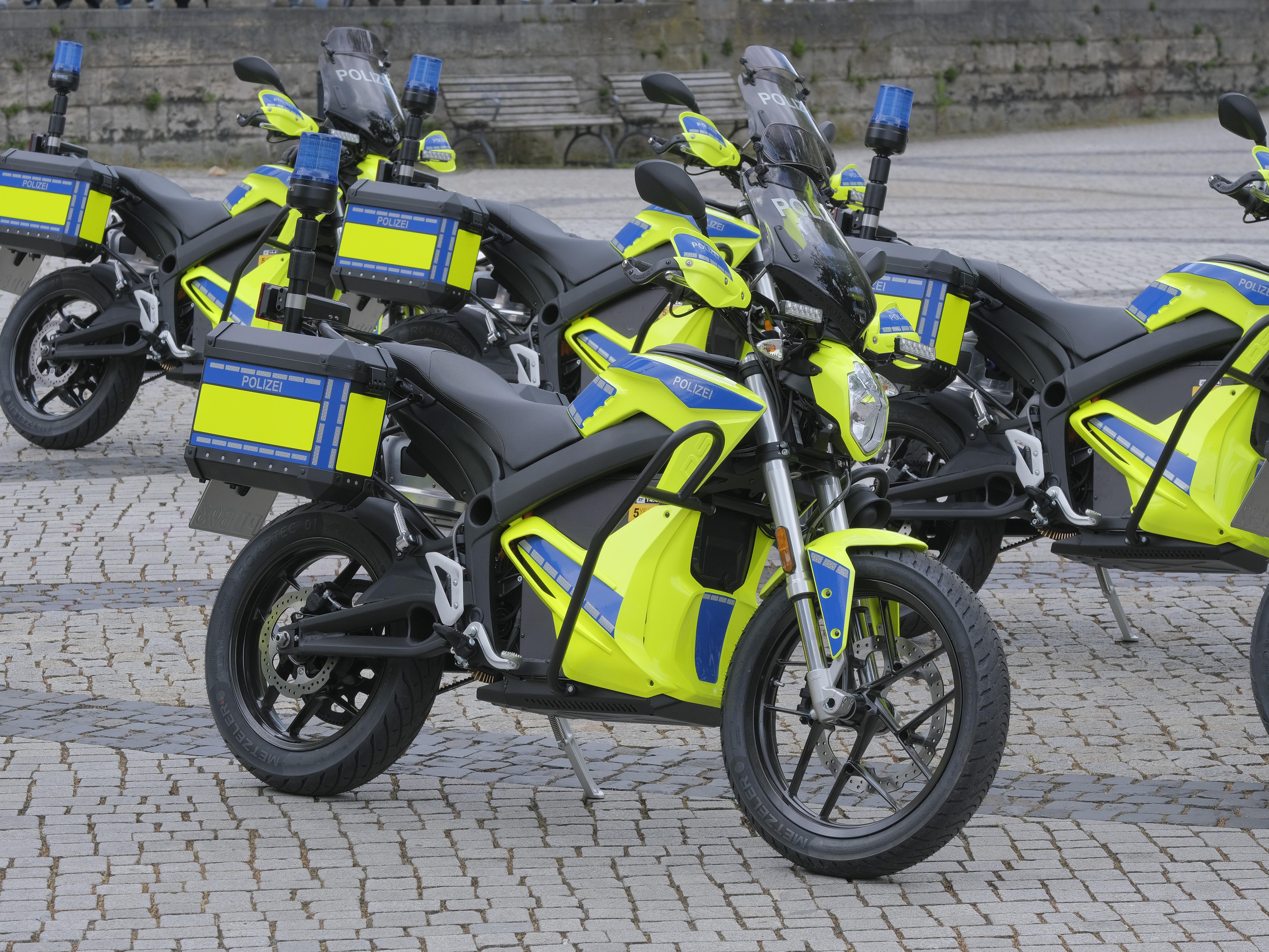 Elektro-Motorräder