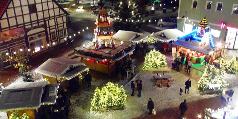 Weihnachtsmarkte In Der Region Hannover