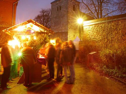 Weihnachtsmarkte In Der Stadt Hannover
