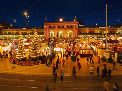 Weihnachten In Der Region Hannover Feste Saisonales Freizeit