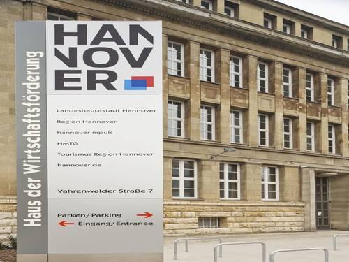Haus Der Wirtschaftsforderung Region Hannover Lokationsdatenbank