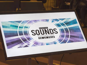Logo Digital Sounds 2016