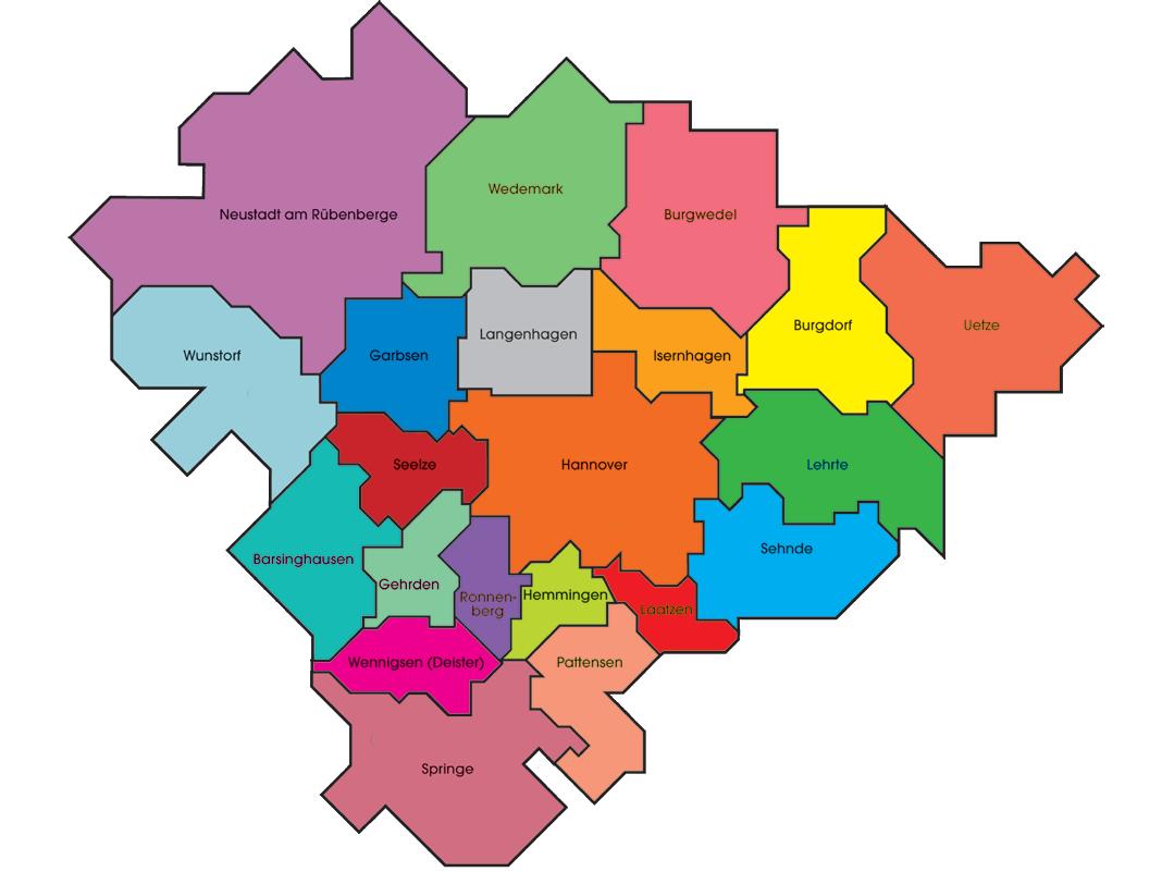 Corona Hannover Region