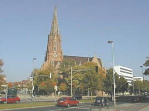 Christuskirche in Hannover