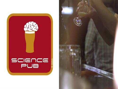 collage science pub