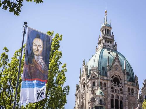 Hannover City hall and Leibniz Year®_Franziska_Gilli