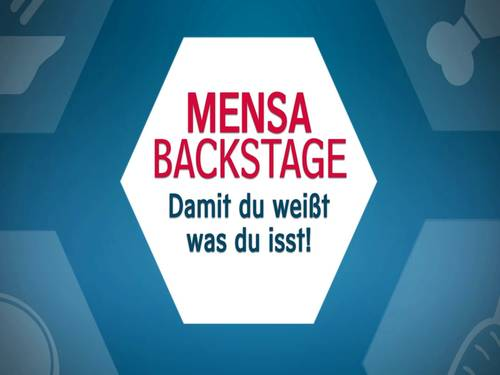 Mensa Backstage