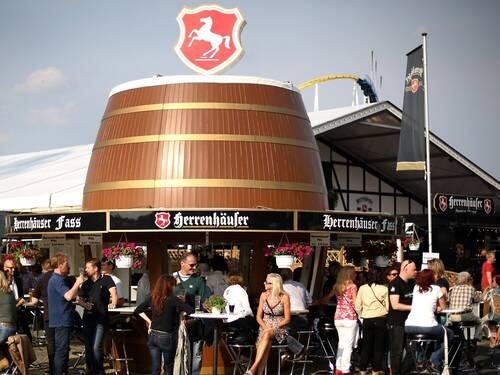 Alt Hanovera | Festzelte und Eventbereiche | Schützenfest