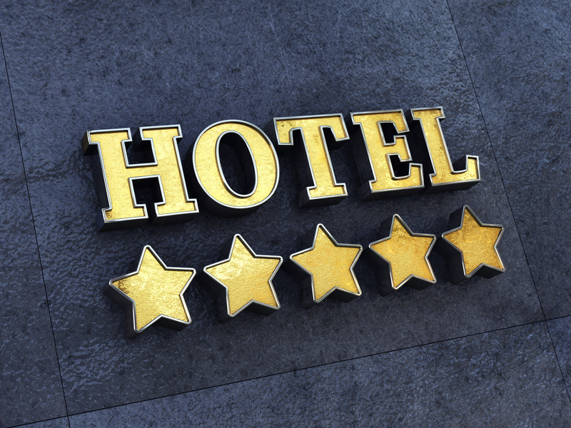 Sterne Hotel Standar