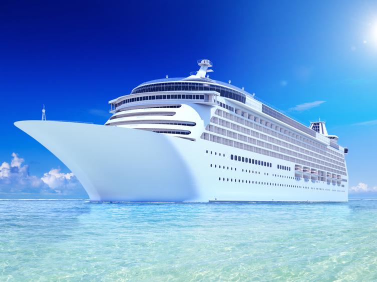 Urlaub mit dem Schiff