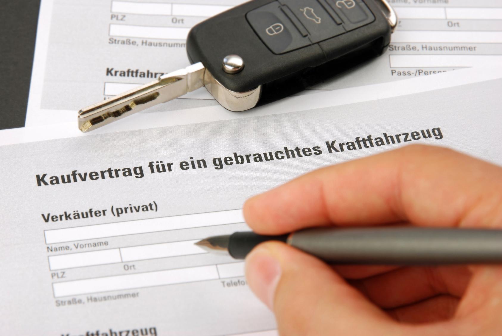 Die wichtigsten Tipps für den Kauf von Gebrauchtwagen